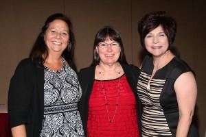 Belinda Zivich, Marianne Kureth, and Leah Pogel