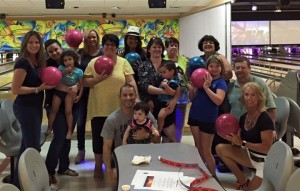 ABWA Neapolitan Chapter - Fun Times - Bowling Event