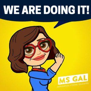 MS GAL logo