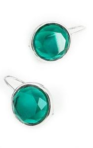 ajaron paparazzi emerald earrings(1)